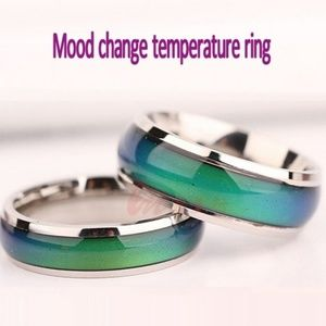 🔮 Size 9 mood ring -new-